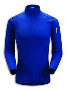 ARCTERYX-Phase-AR-Zip-Neck-LS-Olympus-Blue
