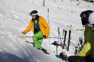 The SAAC 1.5-day avalanche awareness course is free