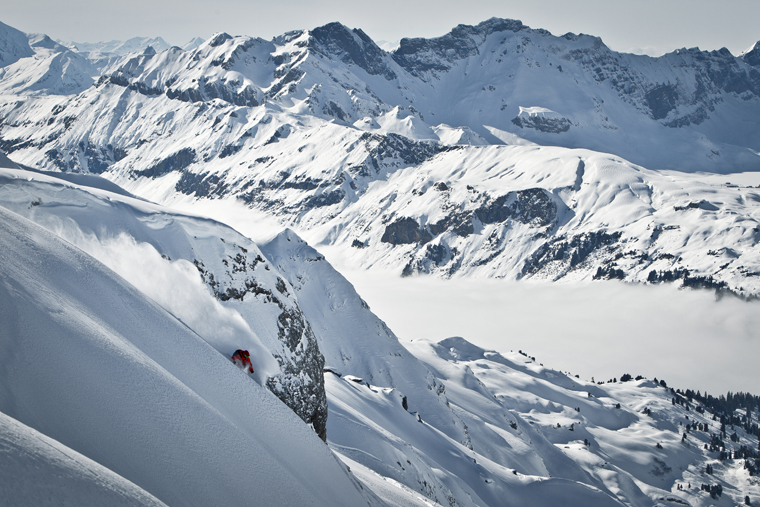 Exciting terrain, brilliant snow record, cool town: we're besotted | Oskar Enander
