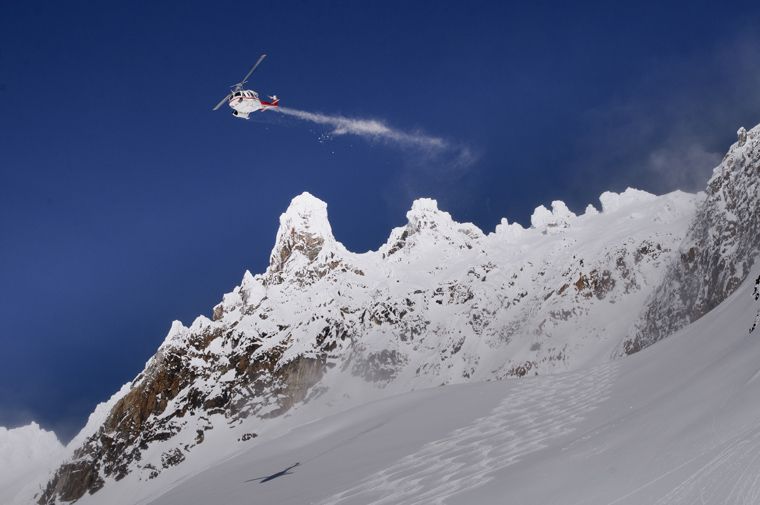 Photo CMH Adamants Helicopter Craig McGee
