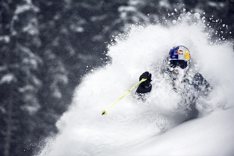Racing, freestyle, powder... Jon Ollson does it all|Oskar Bakke