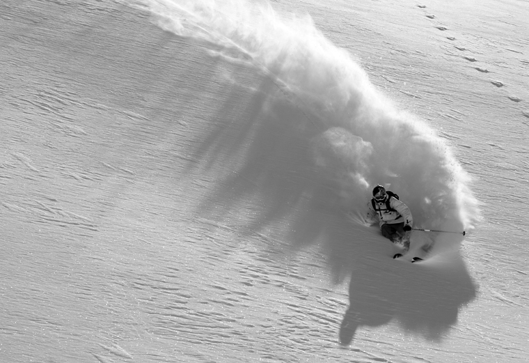 """""""Heatwave? What heatwave?"""" 