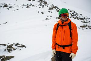 Arc'teryx Procline jacket