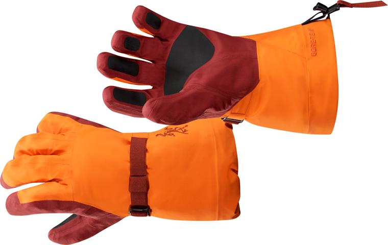 ARCTERYX_F15-Lithic Glove-Crimson Flare