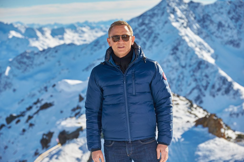 Daniel Craig in Sölden | Columbia TriStar Marketing Group Inc and MGM Studios/ Alexander Tuma