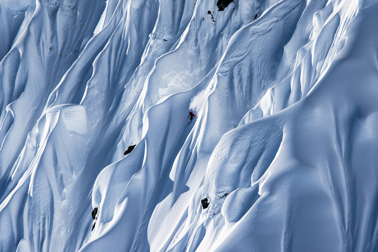 Fabian Lentsch makes light work of Alaskan spines | Pally Learmond