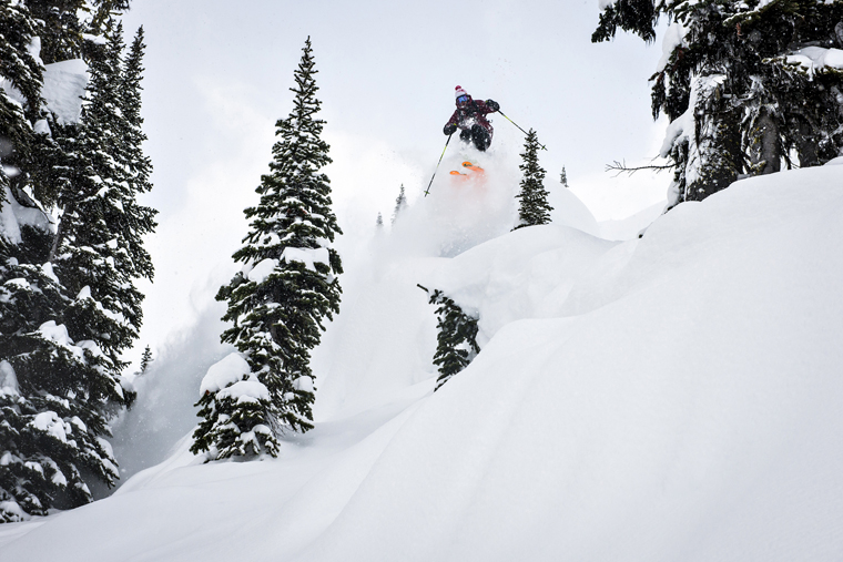 Legs of Steel's Paddy Graham navigates the BC backcountry | Pally Learmond