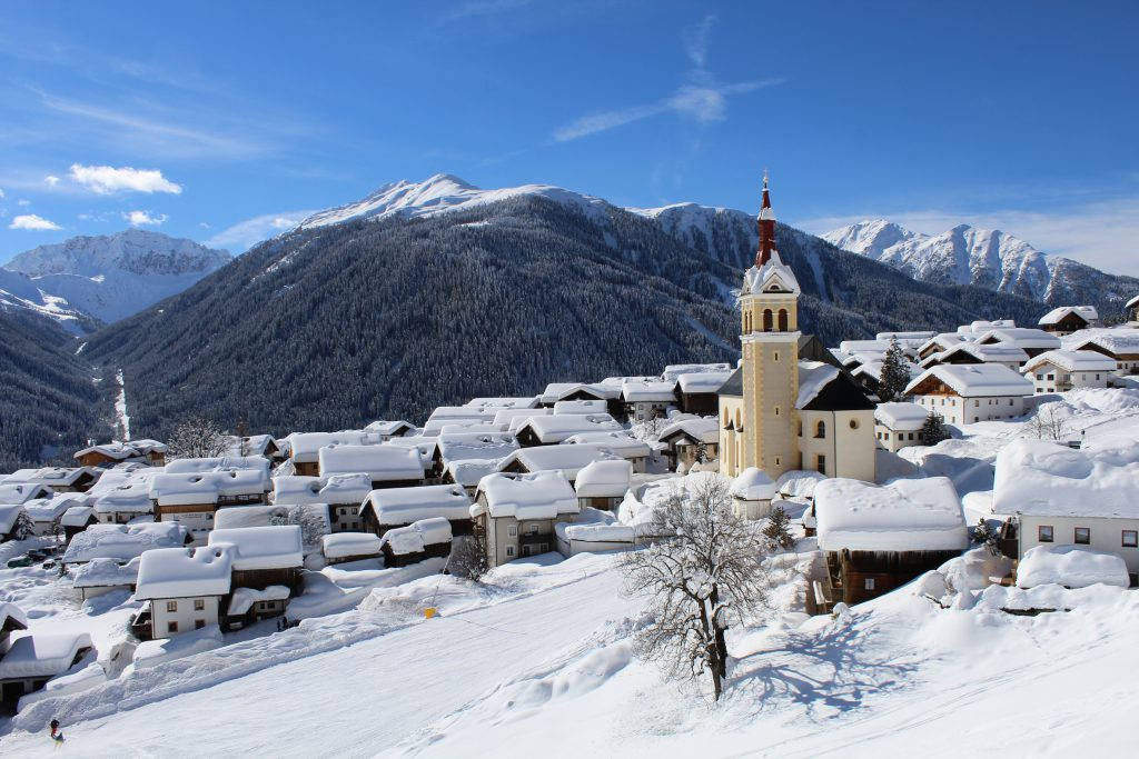 The Spectre film crew filmed in Obertilliach in January 2015 | Tirol Werbung