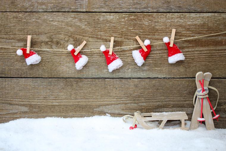 Weihnachtsmtzen