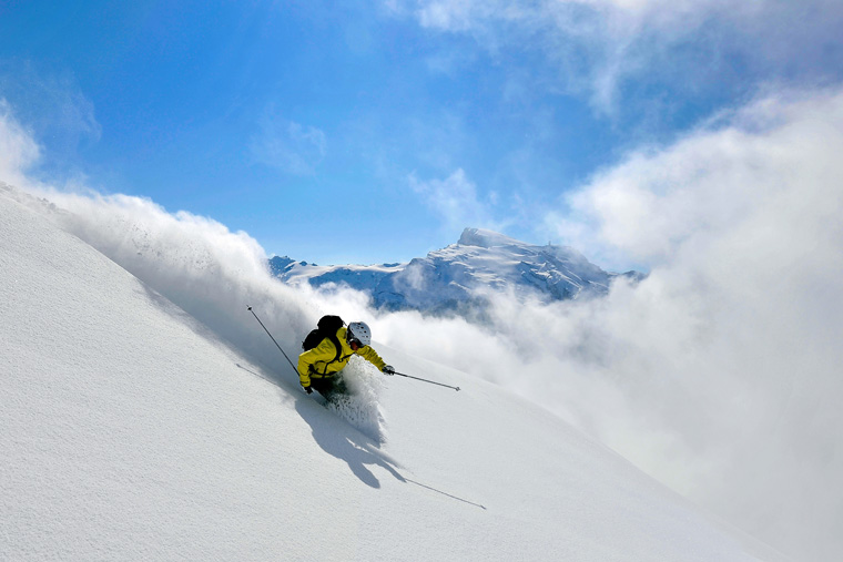 Freeride, Tiefschnee, Ski;Free Ride, Deep Snow, Ski;