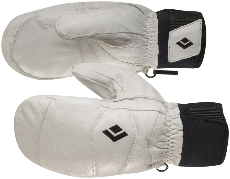 BLACK DIAMOND WHIT_W_Spark_Mitts £60