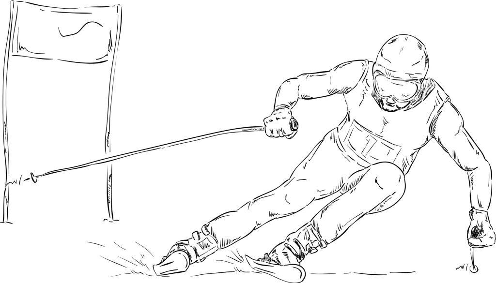 Ham-like thighs: the key to ski perfection? | Fotolia.com