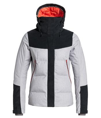 Roxy_£275_Flicker Jacket_Grey and Black