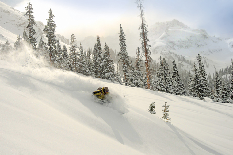 Mythical powder runs galore |Photo Brett Schreckengost