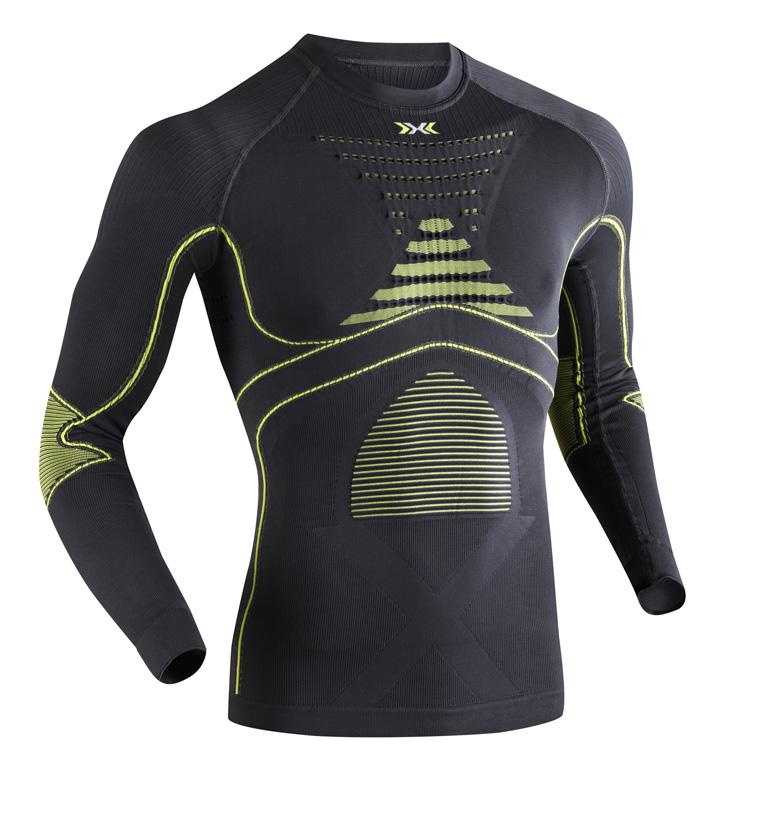 -X-Bionic Man ACC_EVO shirt - long sleeved, round neck