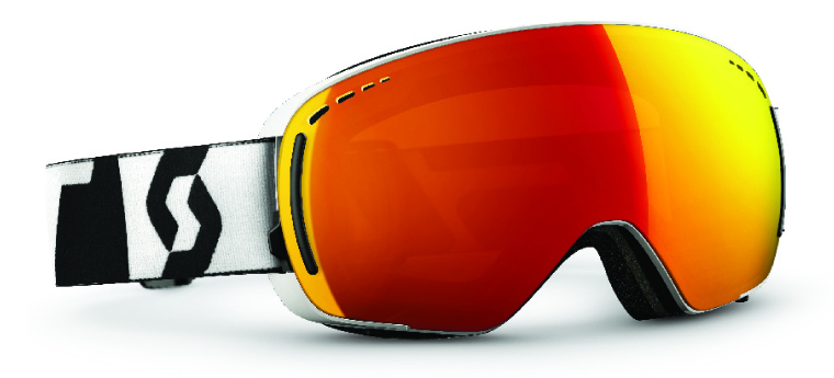Scott LCG goggles make switching lenses a cinch