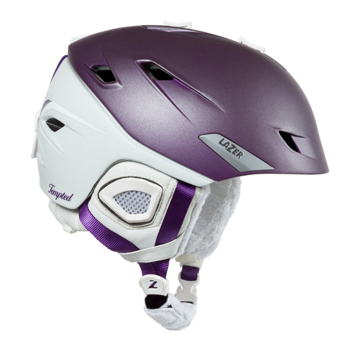 Lazer Tempted Purple Grey