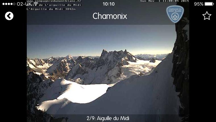 Ski Webcams App 1