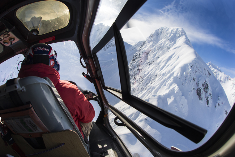 Alaska in March | Vaughan Brookfield/Red Bull Content Pool