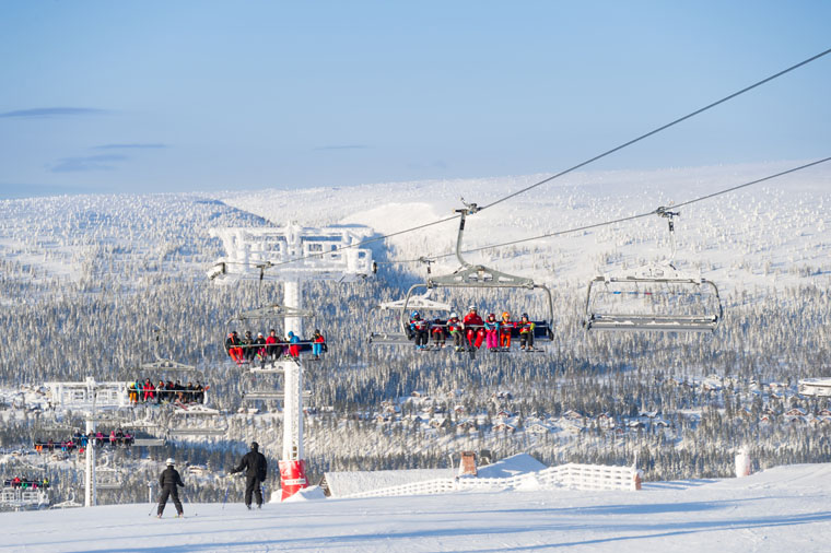 Scenic Åre is a top choice for families | Ola Matsson