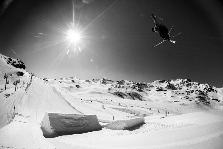 High, north-facing slopes make Val Thorens a safe spring bet |Val Thorens
