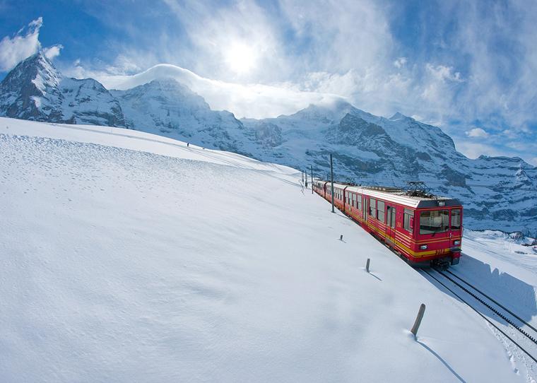 Next stop: Powder! |Christof Sonderegger