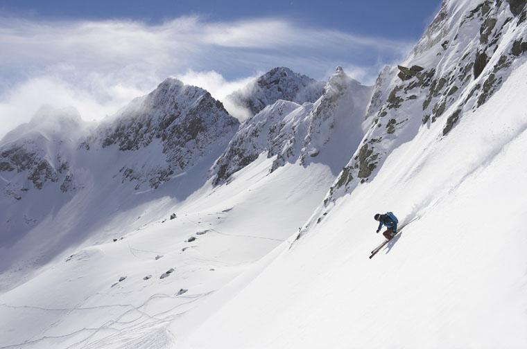 Easy-access Arlberg powder   Sepp Mallaun