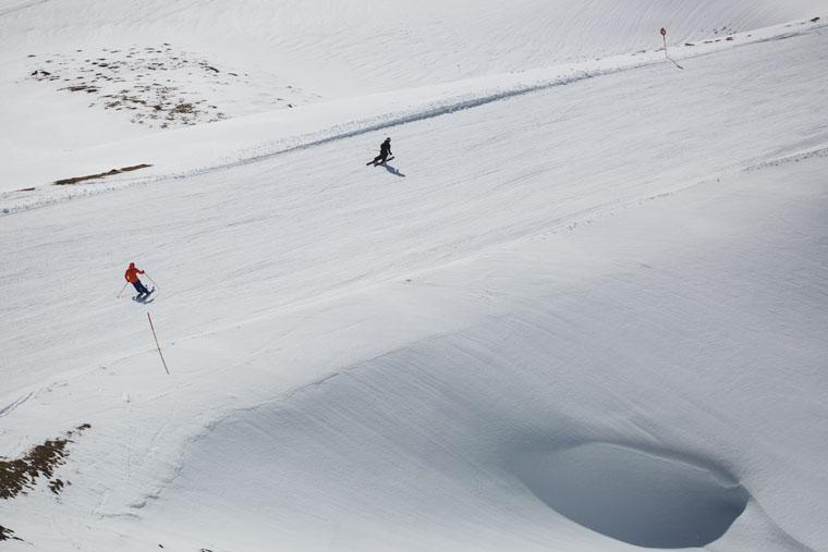 Putting piste skis through their paces | Callum Jelley