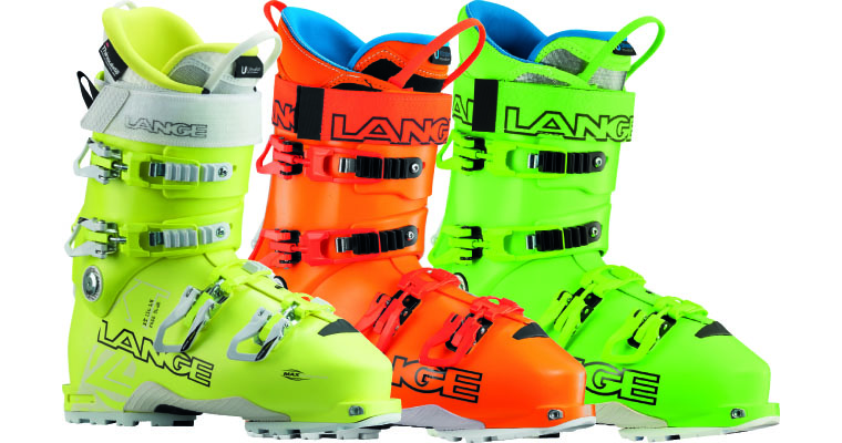 The Lange XT touring boot
