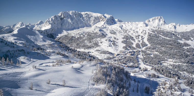 Where Austria and Italy meet... |nassfeld.at