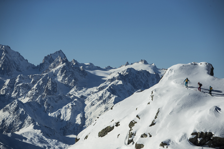 planning a backcountry ski adventure