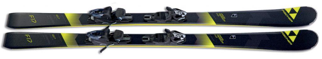 2018 Fischer Professor F17 ski product image