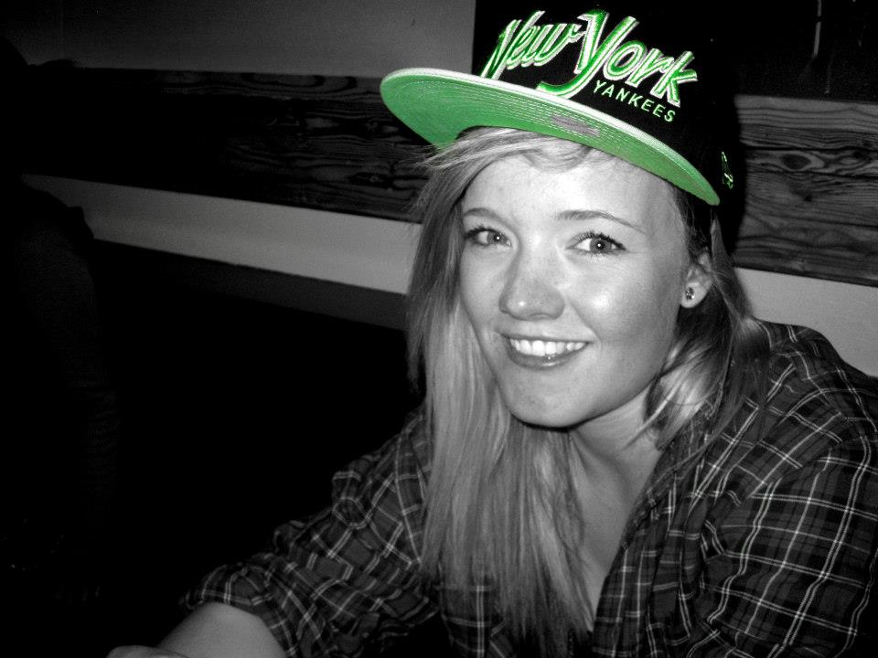 Rachel from Crystal Ski Holidays in her days as a seasonnaire