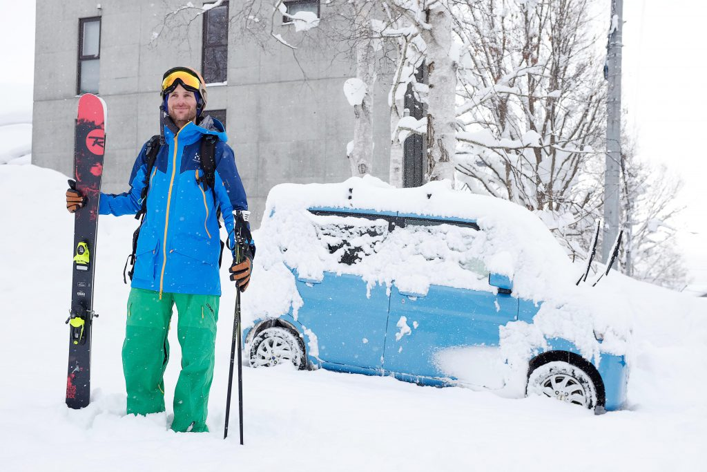 Happy to ski Niseko on a shoestring budget