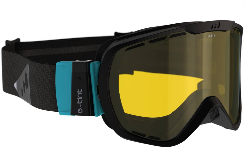 Wed'ze G-TMAX 900 E-TINT ski goggles