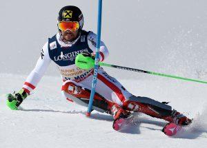 Marcel Hirscher wins Olympics