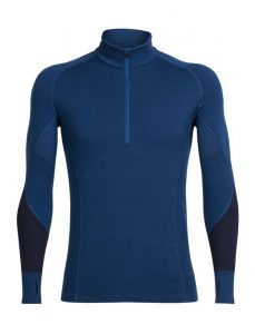ICEBREAKER - Winter Zone LS Half Zip