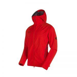 MAMMUT - Ultimate Alpine SO Hooded jacket