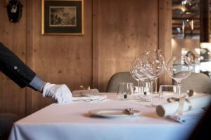 © Hotel Rosa Alpina / Restaurant St. Hubertus