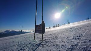 Summer skiing les deux alpes