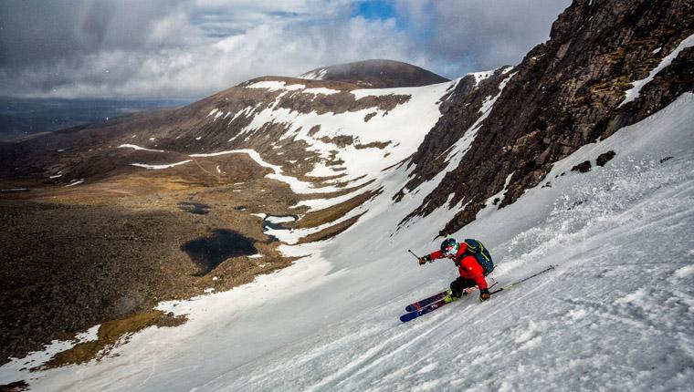 Freeze-thaw in spring produces lashings of hero snow | Nadir Khan