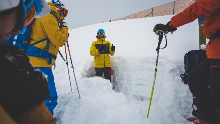 YOU WANT TO TRY SKI TOURING