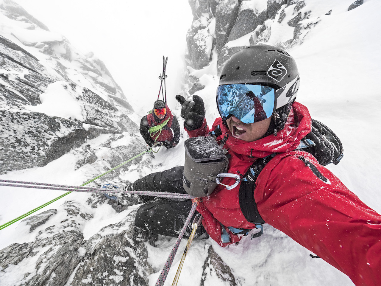 WHY CARRY CRAMPONS