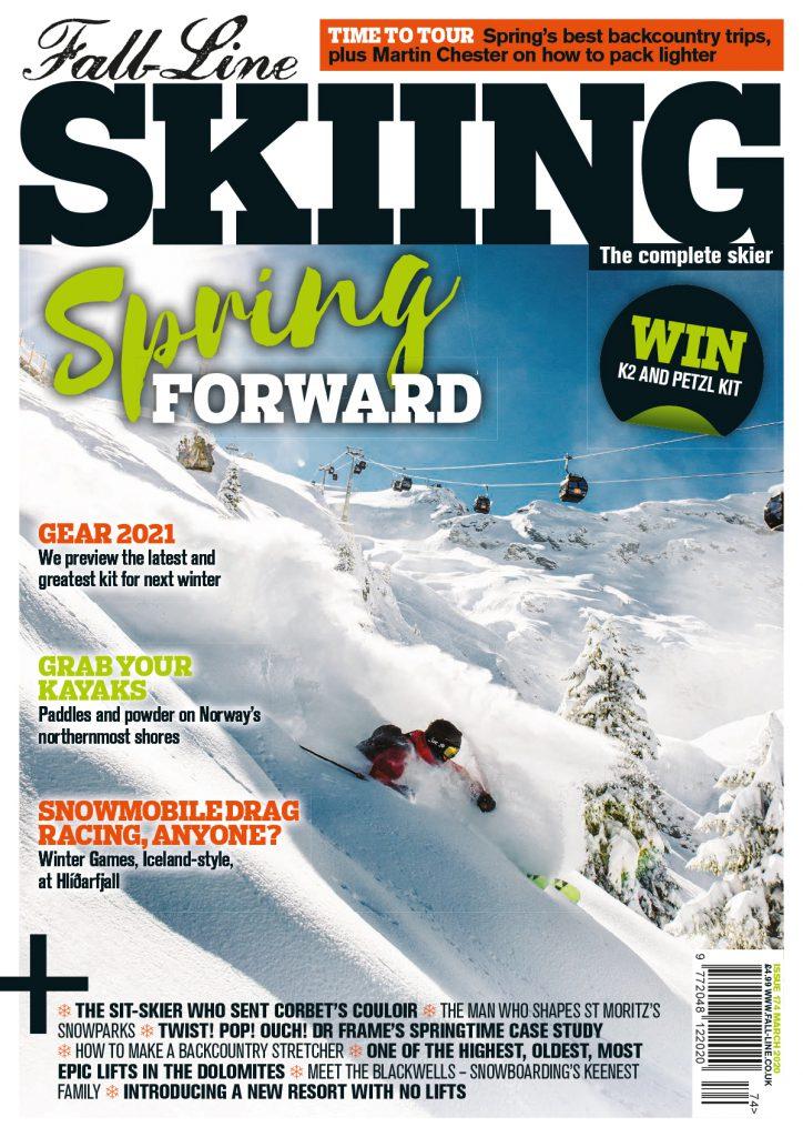Fall-Line Skiing 174