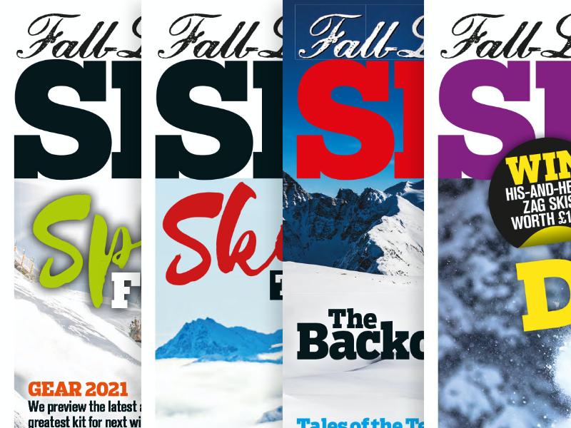 Fall-Line Magazine Single Issues