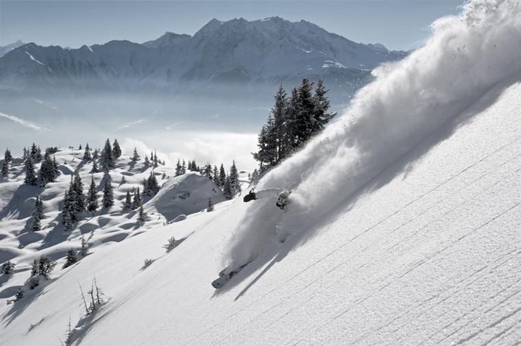 Wintershooting Laax 2008