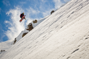 how to ski chile