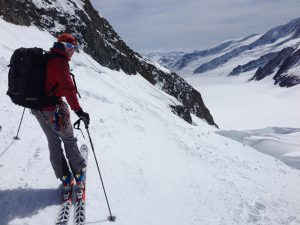Ski with backcountry editor and qualified guide Martin Chester