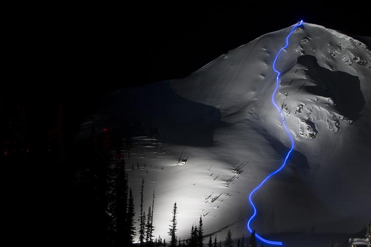Rider: Pep Fujas Location: Sentry Lodge, BC