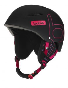 BOLLE B-style-soft-black-and-pink
